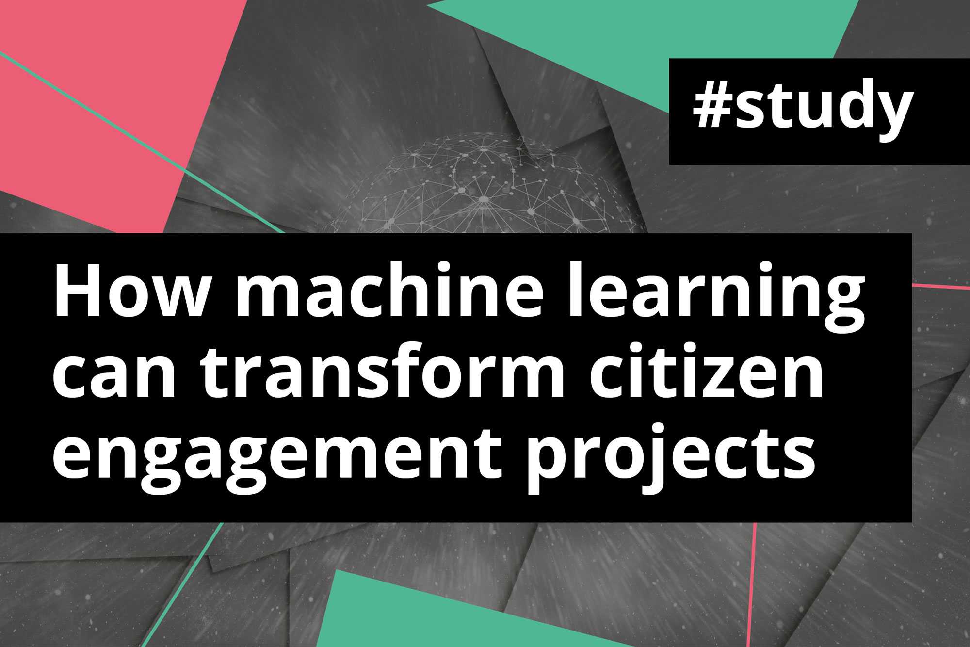Machine learning and citizen engagement projects | Insights